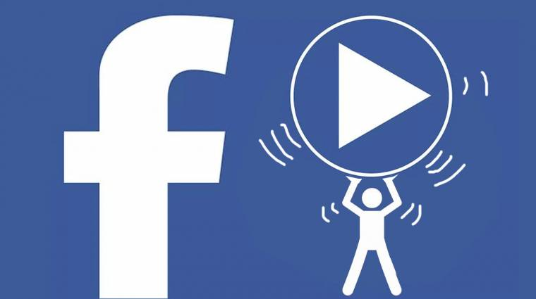 A Facebook kozmetikázta a videós statisztikáit kép