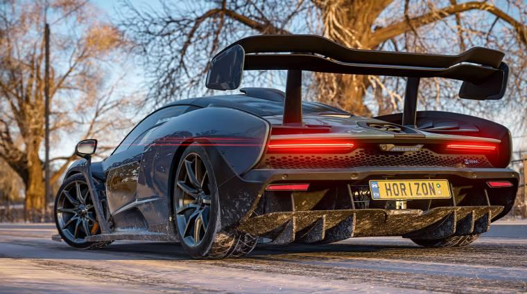 Elképesztően jól teljesít PC-n a Forza Horizon 4 kép