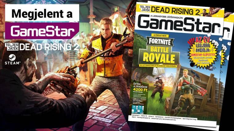 Popkulturális jelenséggé lett élethalálharc és zombiapokalipszis a 2018/12-es GameStarban bevezetőkép