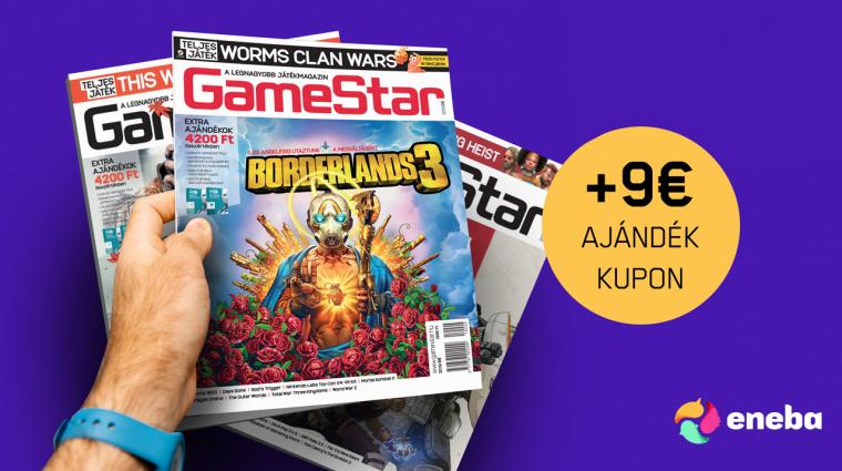 Három magazin, három PC-s játék, és 9 euró ajándékba – hogy tetszik? bevezetőkép