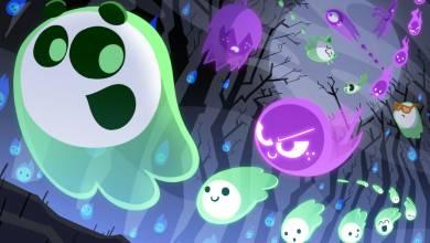 A Google egy különleges játékot készített halloweenre