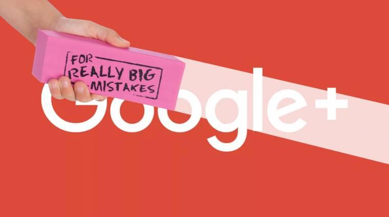 Így törölheted a Google+ fiókodat villámgyorsan kép