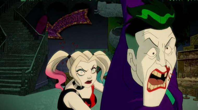 Harley Quinn - új traileren a DC Universe felnőtteknek szóló animációs sorozata bevezetőkép