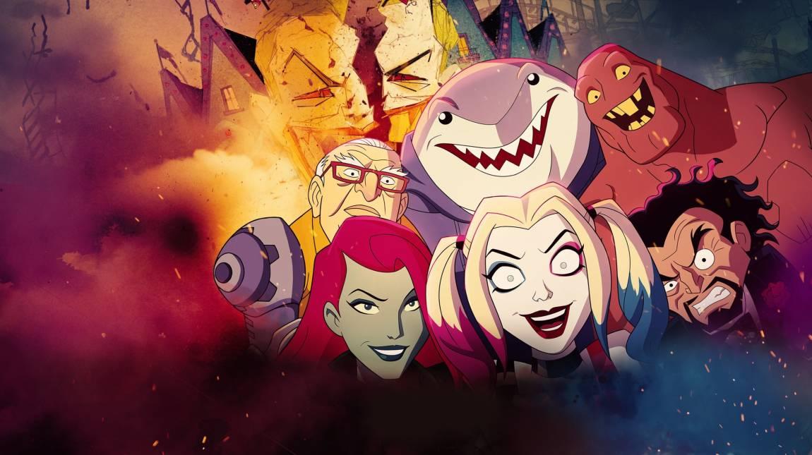 Harley Quinn - Kritika kép