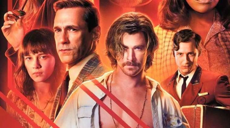 Húzós éjszaka az El Royale-ban - Kritika kép