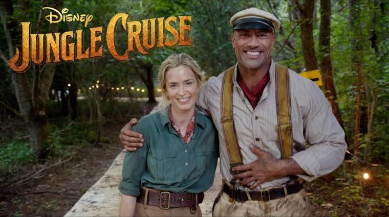 Dzsungeltúra - szinkronos trailer érkezett Dwayne Johnson új filmjéhez bevezetőkép