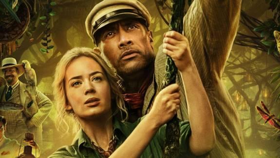 Friss magyar szinkronos előzetest kapott Dwayne Johnson új filmje, a Dzsungeltúra kép