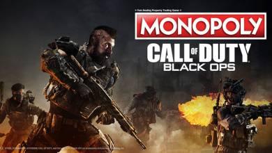 Monopoly: Call of Duty Black Ops - híres pályák neveivel érkezik a társasjáték