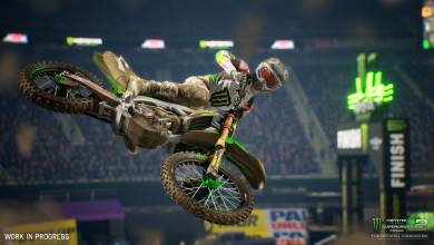 Monster Energy Supercross - The Official Videogame 2 - jövőre újra motorozunk