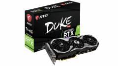 MSI GeForce RTX 2080 Duke OC gyorsteszt kép