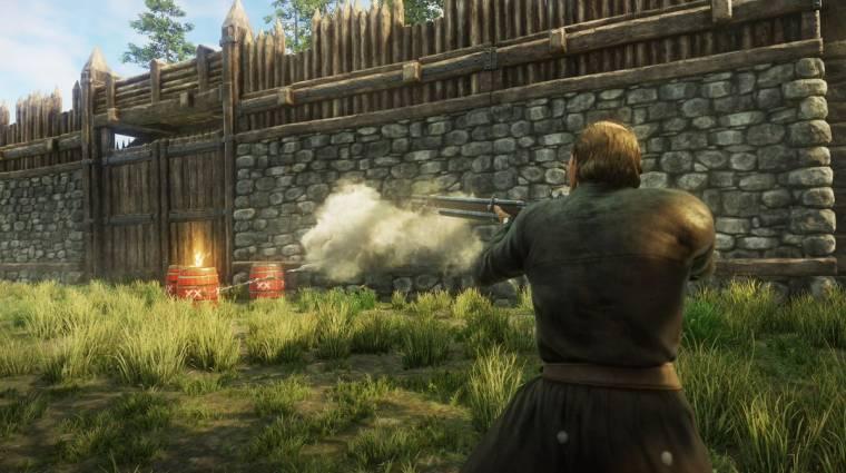 New World - íme tíz perc gameplay az Amazon MMORPG-jéből bevezetőkép