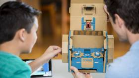 Nintendo Labo Toy-Con 03: Vehicle Kit kép
