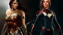 Egy felmérés szerint a gyerekek több női szuperhőst szeretnének látni kép