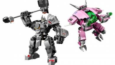 LEGO Overwatch - kiszivárogtak a készletek