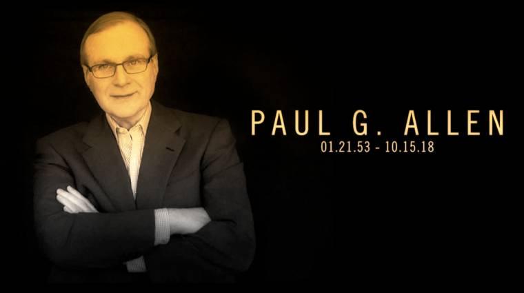 Elhunyt Paul Allen, a Microsoft egyik alapítója kép
