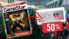 Vásárolj novemberi GameStart és gyere vasárnap féláron a PlayIT-re! kép