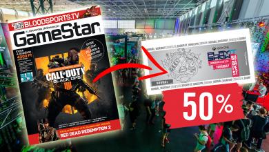 Vásárolj novemberi GameStart és gyere vasárnap féláron a PlayIT-re!