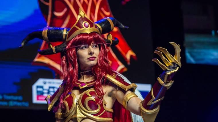 A PlayIT-en ismét fantasztikus cosplay-eket fogunk látni bevezetőkép