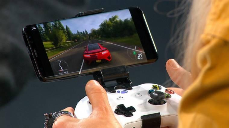 Project xCloud - mozgás közben láthattuk a game-streaming technológiát bevezetőkép