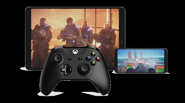 Elindult a Project xCloud nyílt bétája, lehet mobilon Gears 5-özni bevezetőkép