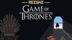 Reigns: Game of Thrones, F1 Mobile Racing - a legjobb mobiljátékok a héten kép