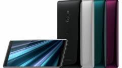 Modernizálás notch nélkül: Sony Xperia XZ3 teszt kép