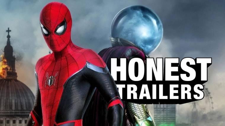 Pókember: Idegenben - az őszinte trailer nem kíméli a szereplőket bevezetőkép