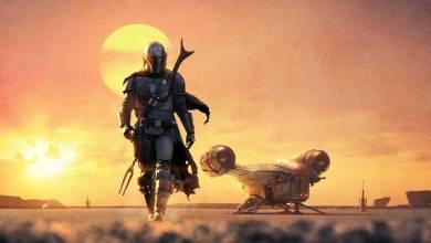 Elég mutatós a The Mandalorian első plakátja