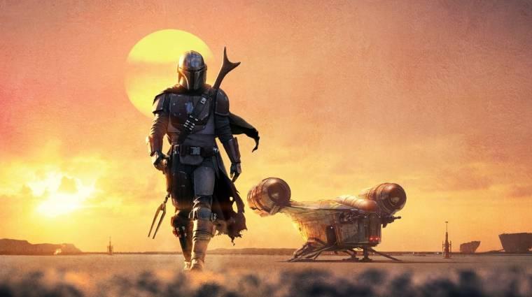 Az Unreal Engine varázsolta a The Mandalorian sorozat látványvilágát bevezetőkép