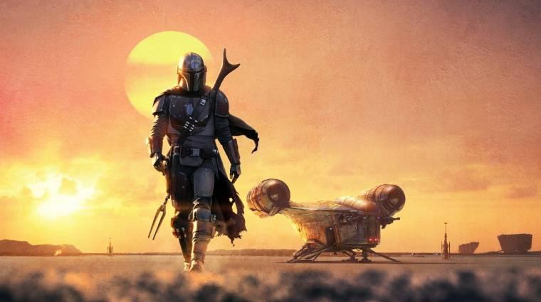 BRÉKING: Megérkezett a The Mandalorian első előzetese! kép