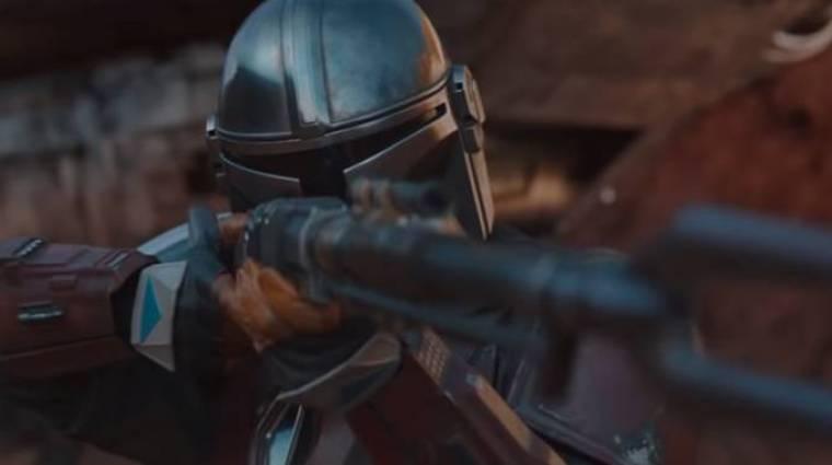 Star Wars: The Mandalorian - befutott még egy rövid trailer bevezetőkép