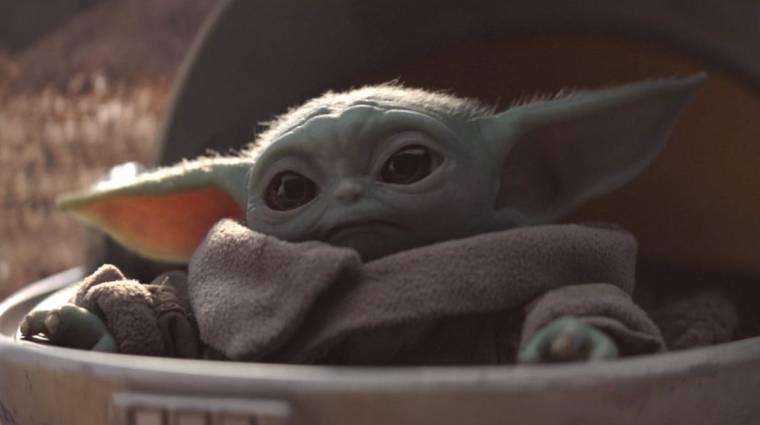 Természetesen készülnek bébi Yoda Funko Pop! figurák, itt vannak az első képek bevezetőkép