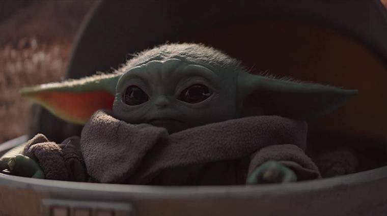 Jópofa magyar kisfilm készült bébi Yodáról bevezetőkép