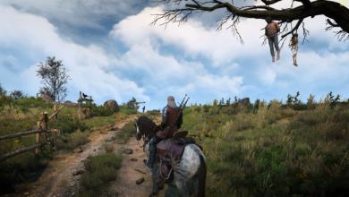 The Witcher 3 – az égboltot teszi még gyönyörűbbé az egyik új mod