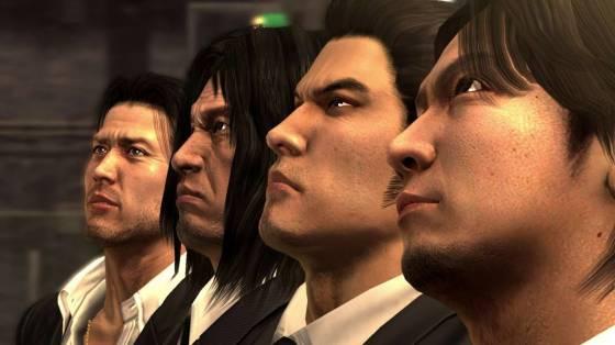 Yakuza 4 Remastered infódoboz