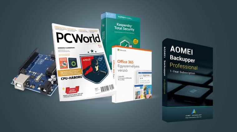Előfizetői kincsek: AOMEI Backupper Professional 4.6 kép