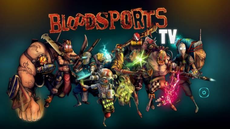Az áprilisi PC World ajándék játéka: Bloodsports.TV kép