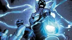 Ilyen jelmezben lesz a DC új hőse, Blue Beetle kép
