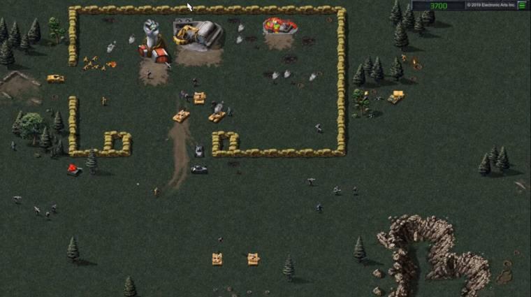 Command & Conquer: Remastered - rövid videón hasonlítják össze az eredeti és a felújított látványt bevezetőkép