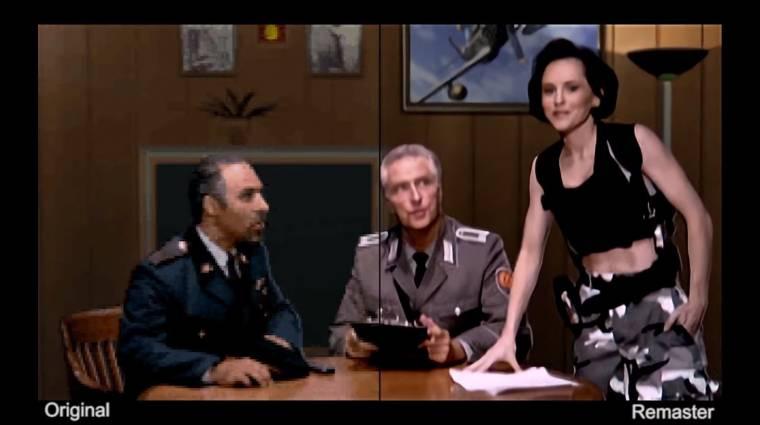 Így újítják fel az élőszereplős átvezetőket a Command & Conquer Remasterben bevezetőkép