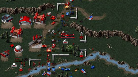 Command & Conquer Remastered Collection infódoboz