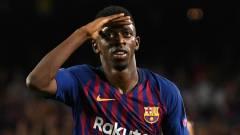 Napi büntetés: hajnalig kockul, emiatt edzéseket is kihagy a Barcelona sztárjátékosa kép