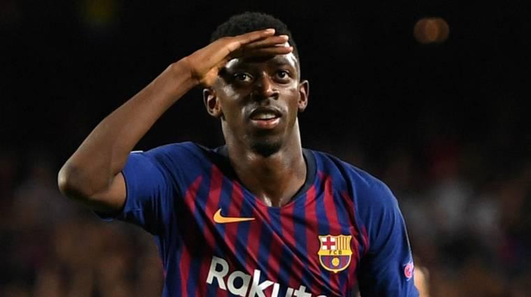 Napi büntetés: hajnalig kockul, emiatt edzéseket is kihagy a Barcelona sztárjátékosa bevezetőkép