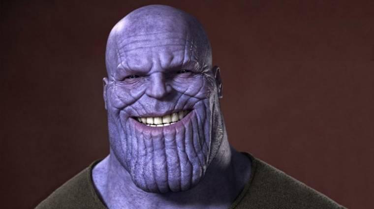 Dínót neveztek el Thanosról kép
