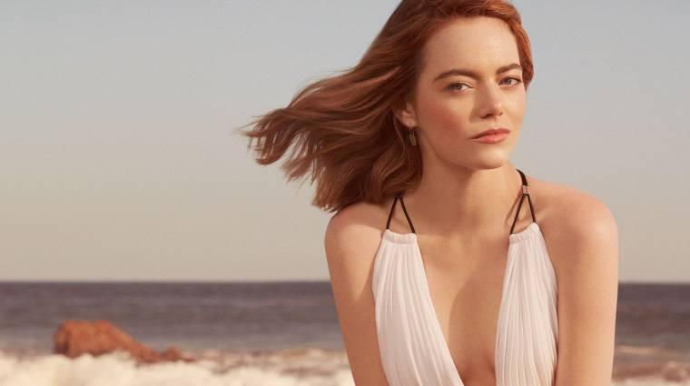 Tíz dolog, amit talán nem tudtál Emma Stone-ról kép