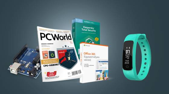 Előfizetői kincsek  Evolveo FitBand B2 - PC World 55d5b4b70b