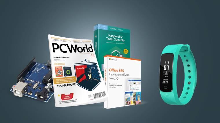 Előfizetői kincsek: Evolveo FitBand B2 kép
