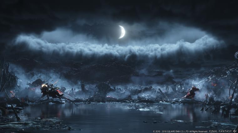 Final Fantasy XIV - jövőre érkezik az új kiegészítő, a Shadowbringers bevezetőkép