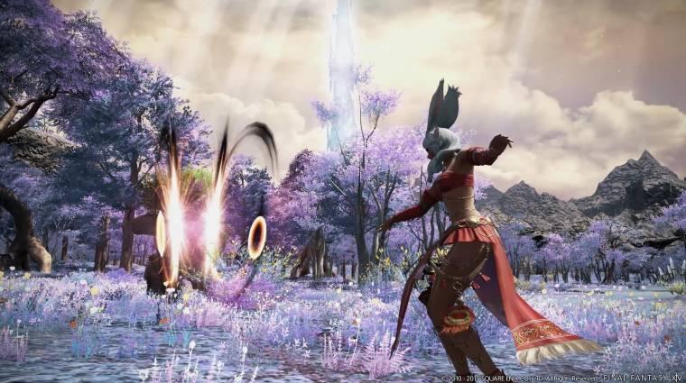 Final Fantasy XIV - akár még táncosként is harcolhatunk a Shadowbringers kiegészítőben bevezetőkép