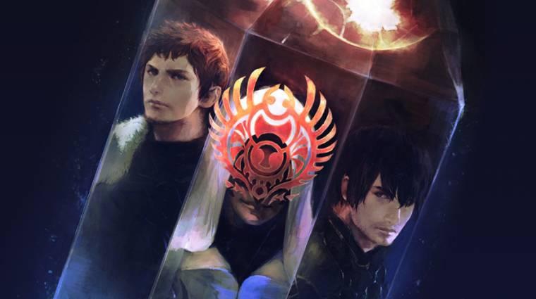 Megint sokkal jobb lett a Final Fantasy XIV bevezetőkép